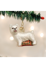 Ornaments Westie Ornament