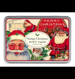 Gift Tags Vintage Christmas Gift Tags
