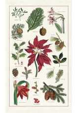 Tea Towels Christmas Botanica Tea Towel