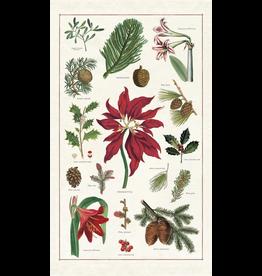 Tea Towels Christmas Botanica Tea Towel
