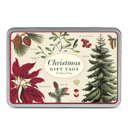 Gift Tags Christmas Botanica Gift Tags