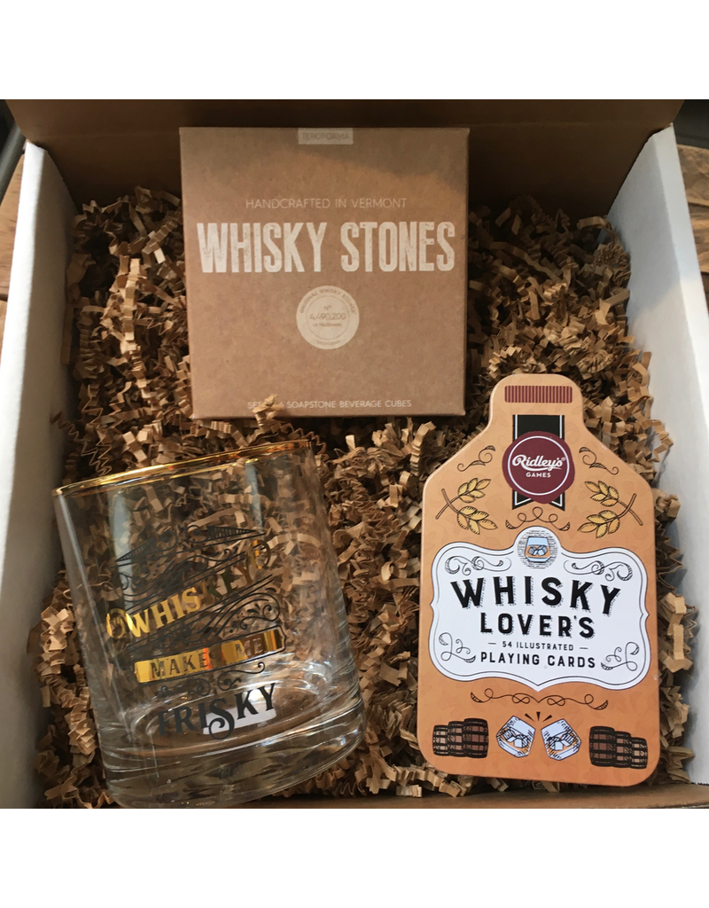 Gift Box Whisky Lovers Gift Box