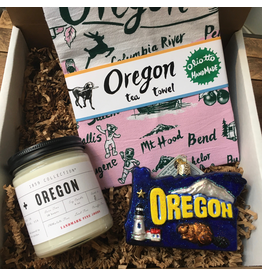 Gift Box Greetings From Oregon Gift Box