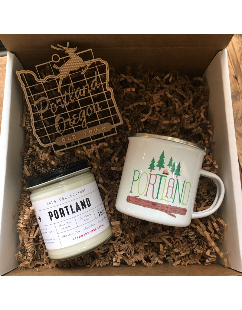 Gift Box Greetings From Portland Gift Box