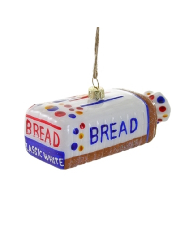 Ornaments Loaf Of Bread Ornament