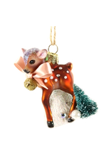 Ornaments Winterfest Fawn Ornament