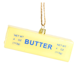 Ornaments Stick Of Butter Ornament
