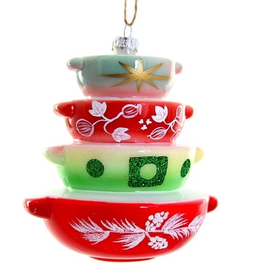 Ornaments Holiday Pyrex Ornament