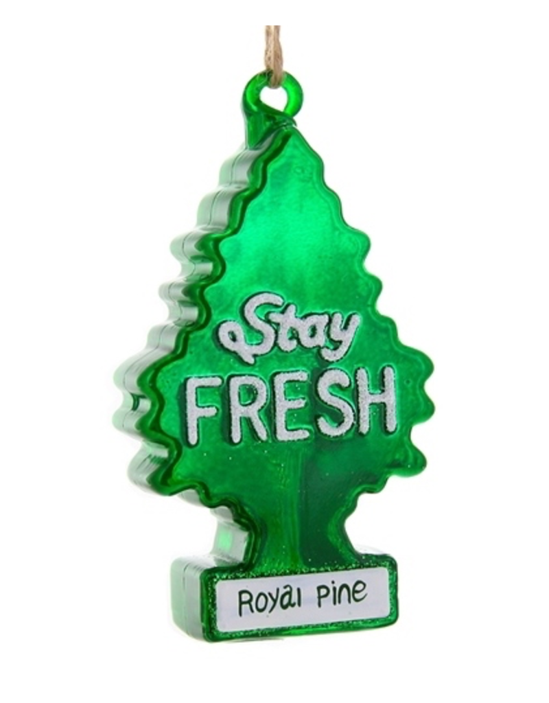 Ornaments Stay Fresh Ornament