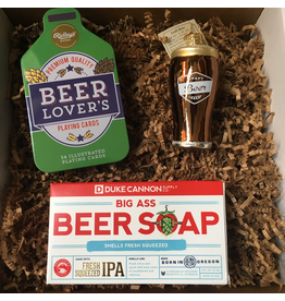 Gift Box Beer Lovers Gift Box