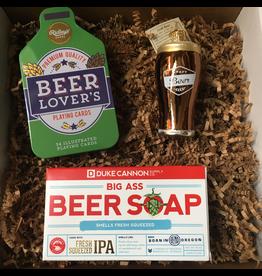 Gift Box Beer Lovers Gift Box