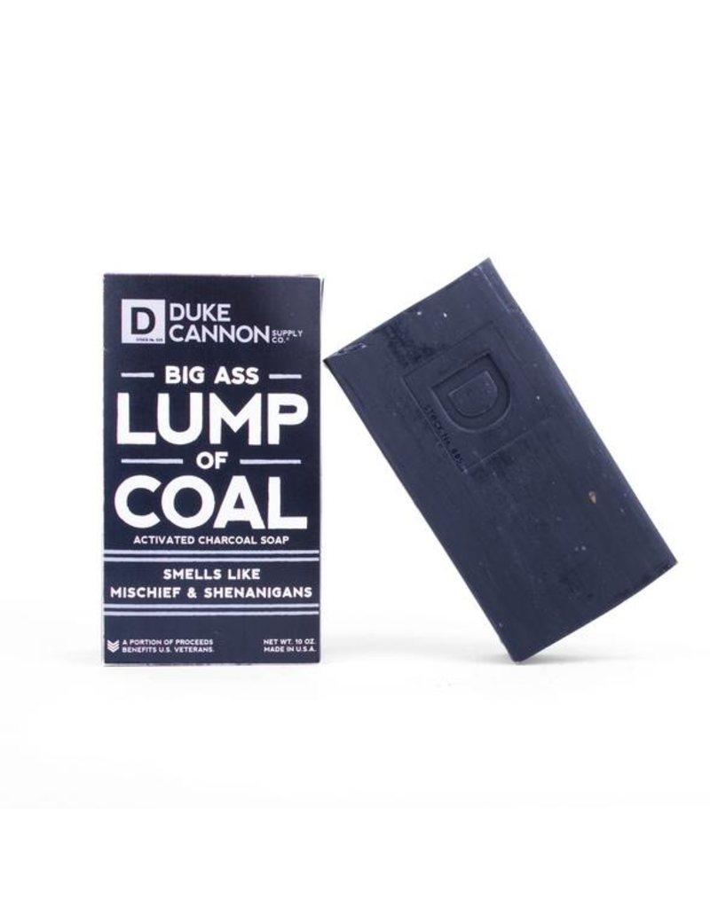 Soaps Lump Of Coal Soap