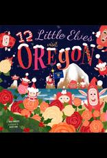 Books - Kids 12 Little Elves Visit Oregon
