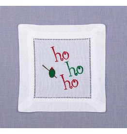 Cocktail Napkins Ho Ho Ho Cocktail Napkins