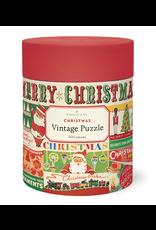 Puzzles Vintage Christmas Puzzle