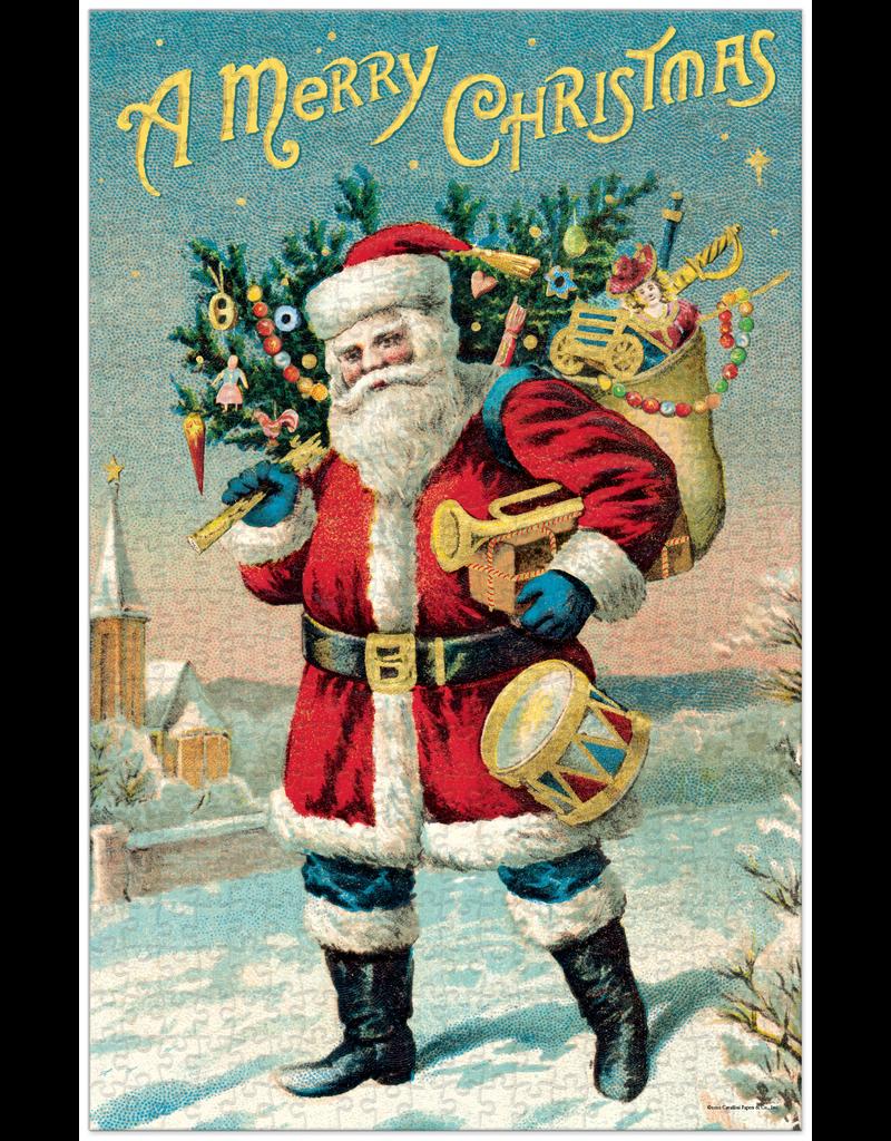 Puzzles Santa Claus Puzzle