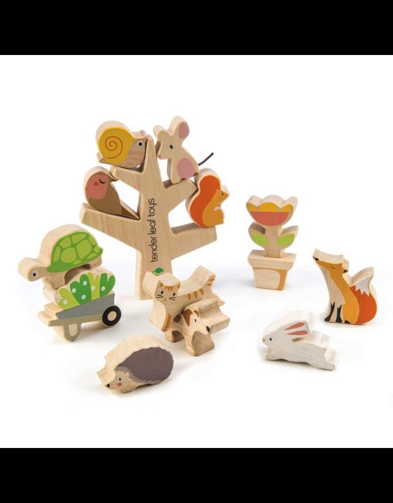 Toys Stacking Garden Friends