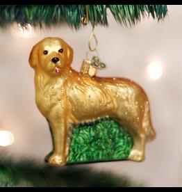 Ornaments Golden Retriever Ornament