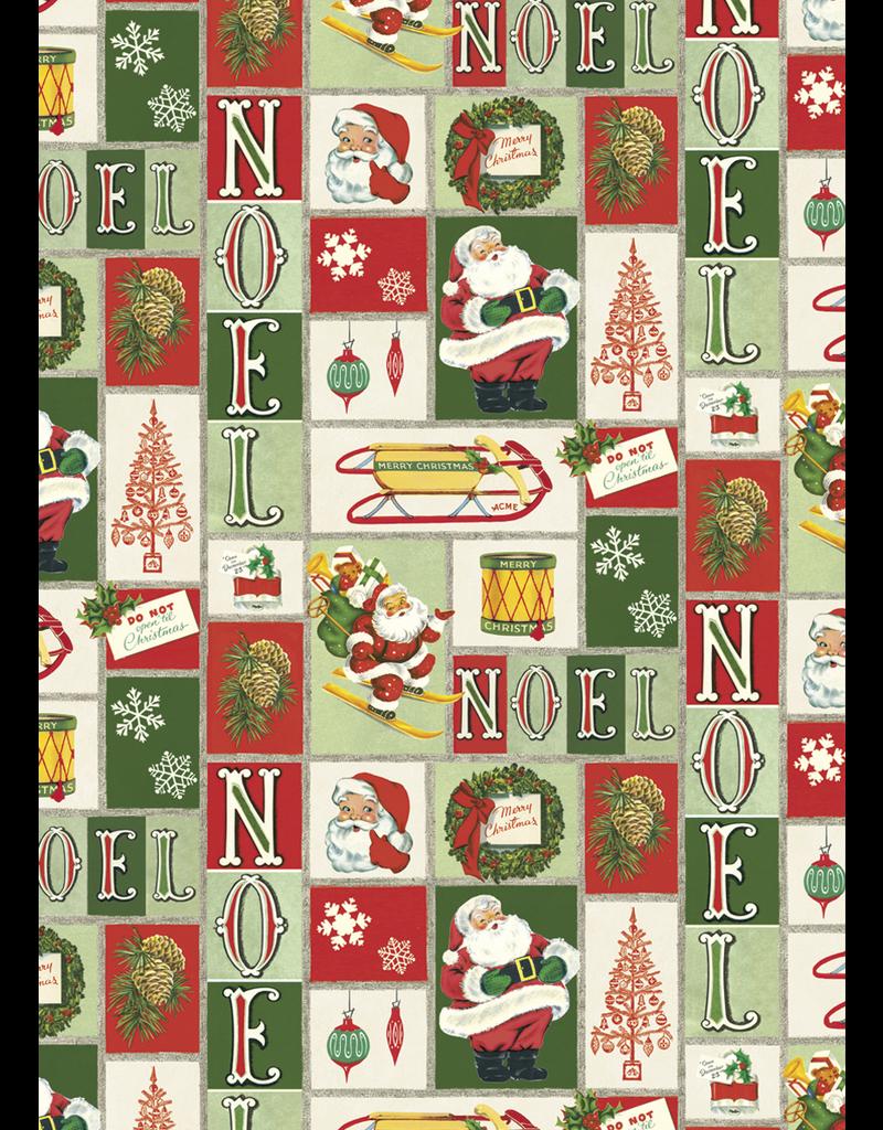 Gift Wrap Noel Wrap