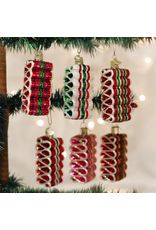 Ornaments Christmas Ribbon Candy Ornament