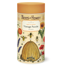 Puzzles Bees & Honey Puzzle