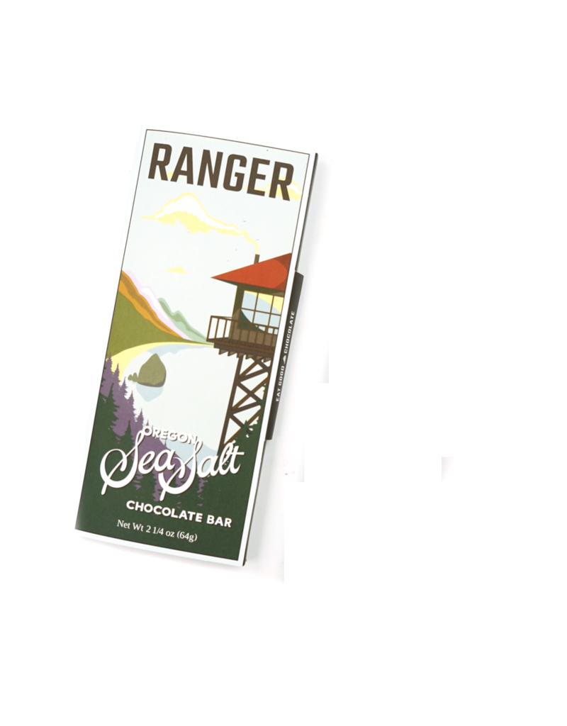 Chocolate Ranger Chocolate Oregon Sea Salt