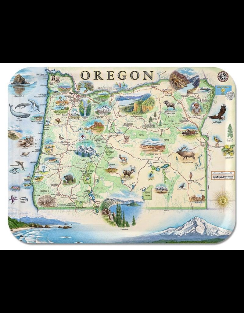 Trays Oregon Tray