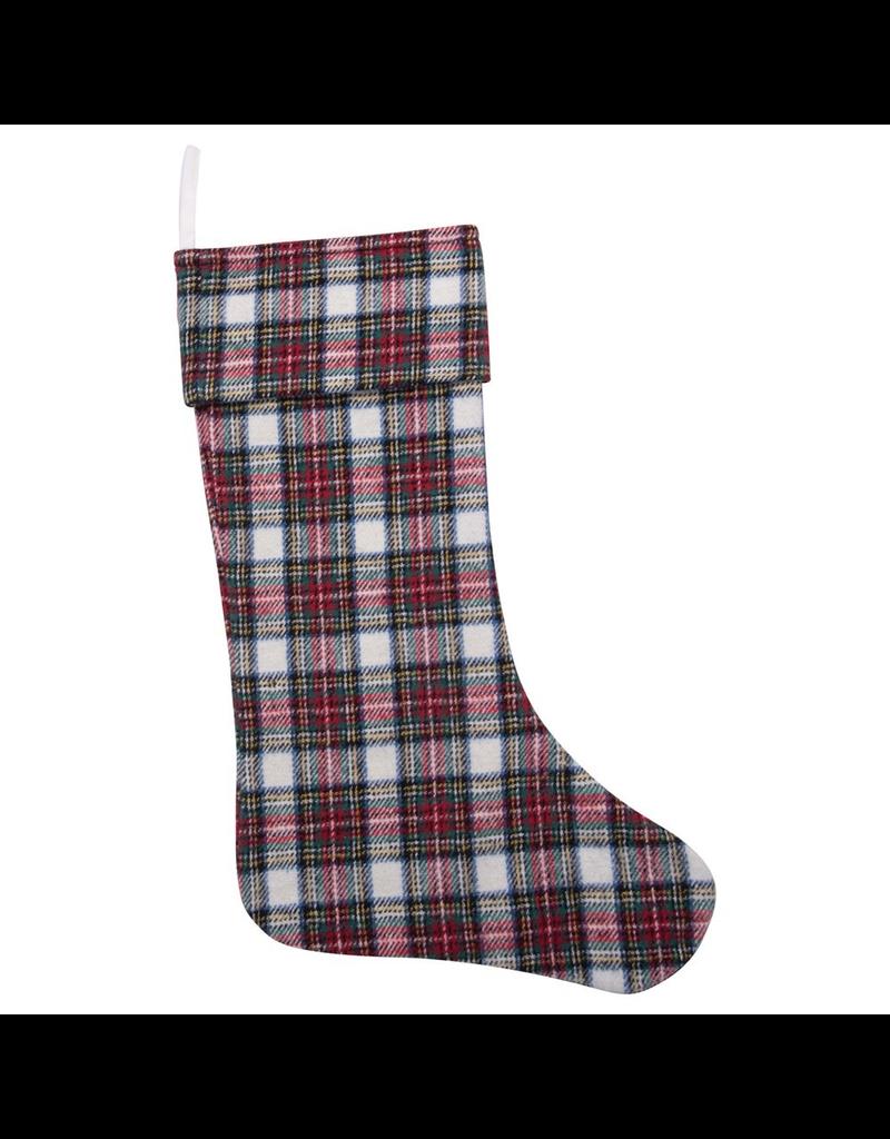 Stockings Plaid Stocking