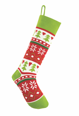 Stockings Tree Knit Stocking