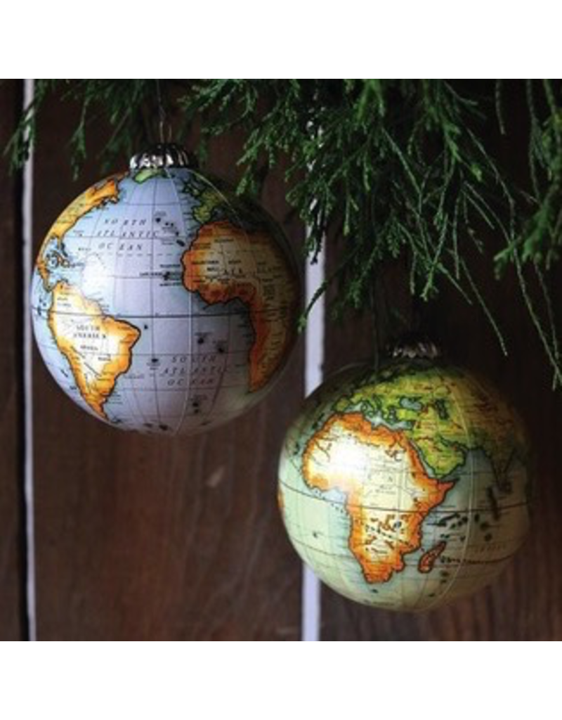 Ornaments Globe Ornament