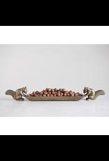 Trays Squirrel Metal Tray