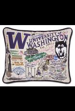 Pillows - Embroidered University of Washington Pillow