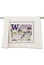 Dish Towels University of Washington Dish Towel