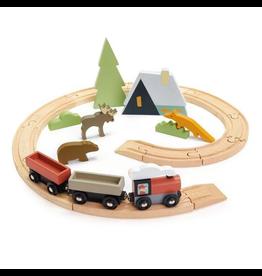 Toys Treetops Train Set