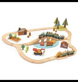 Toys Wild Pines Train Set