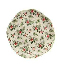 Serveware Holly Berry Platter