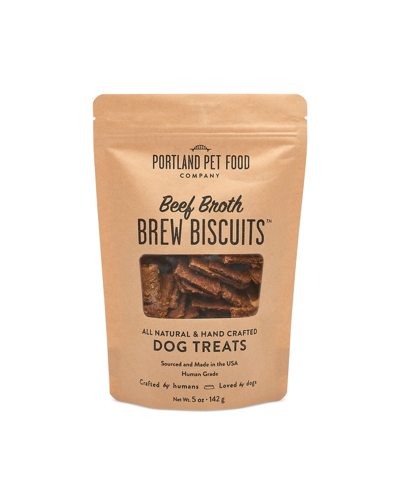 Treats Beef Broth Brew Biscuits