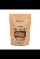 Treats Bacon Malt Biscuits