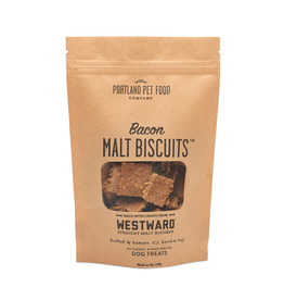 Treats Bacon Malt Biscuits