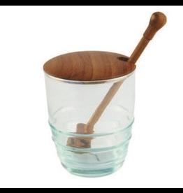 Serveware Honey Jar w/ Dipper