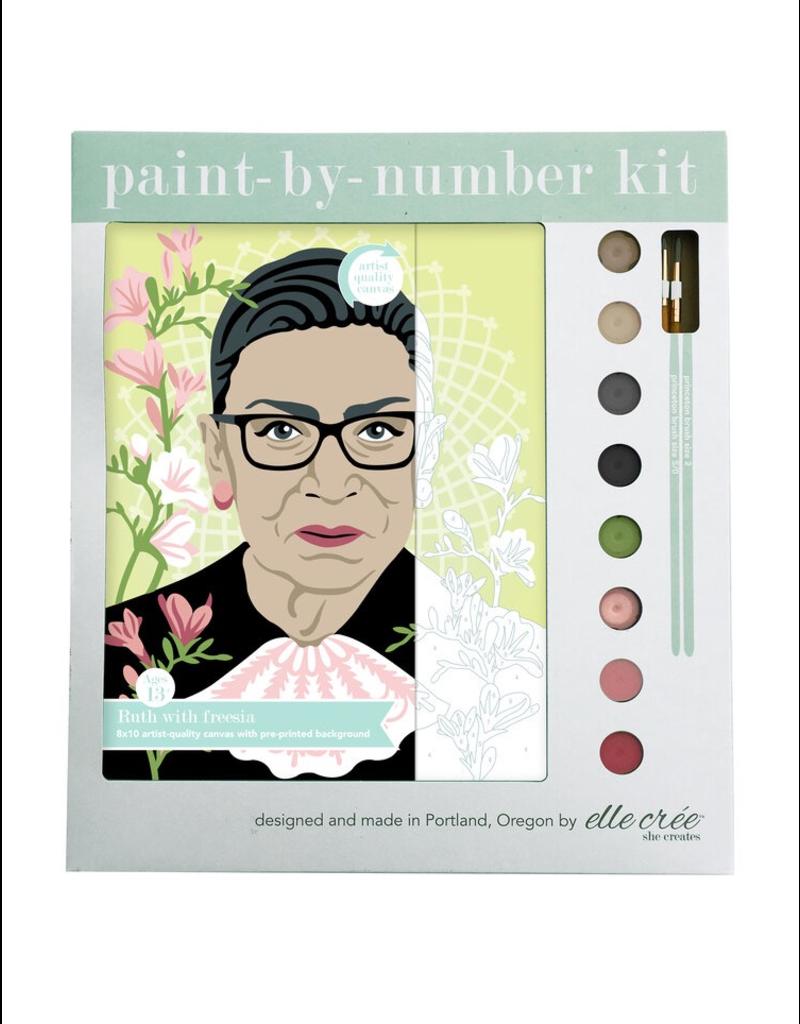 DIY Kits RBG Paint-By-Number Kit