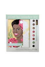 DIY Kits Michelle Obama Paint-By-Number Kit