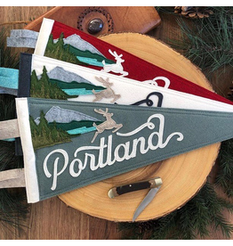 Pennants Portland Handmade Pennant