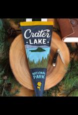 Pennants Crater Lake Handmade Pennant