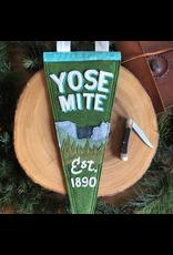 Pennants Yosemite Handmade Pennant