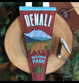 Pennants Denali Handmade Pennant