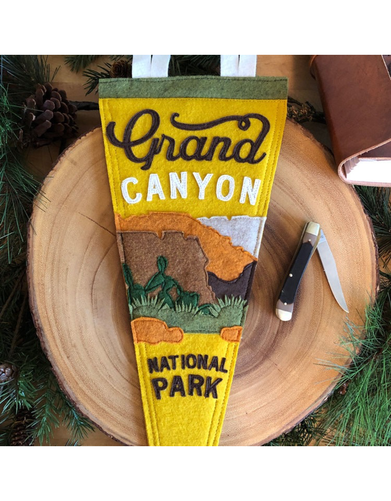 Pennants Grand Canyon Handmade Pennant