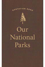 Books - Outdoors Our National Parks Quotation Book