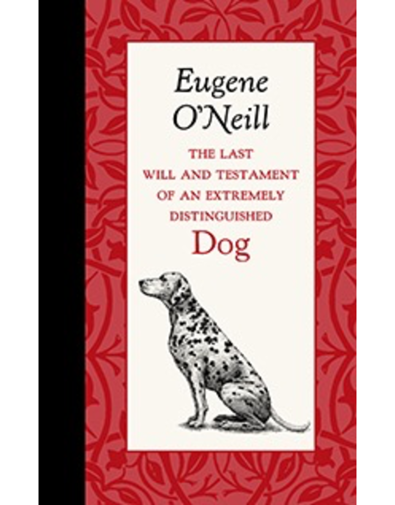 Books - Humor Last Will & Testament Of A Distinguished Dog - O'Neill