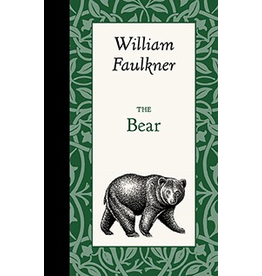 Books - Outdoors The Bear - Faulkner